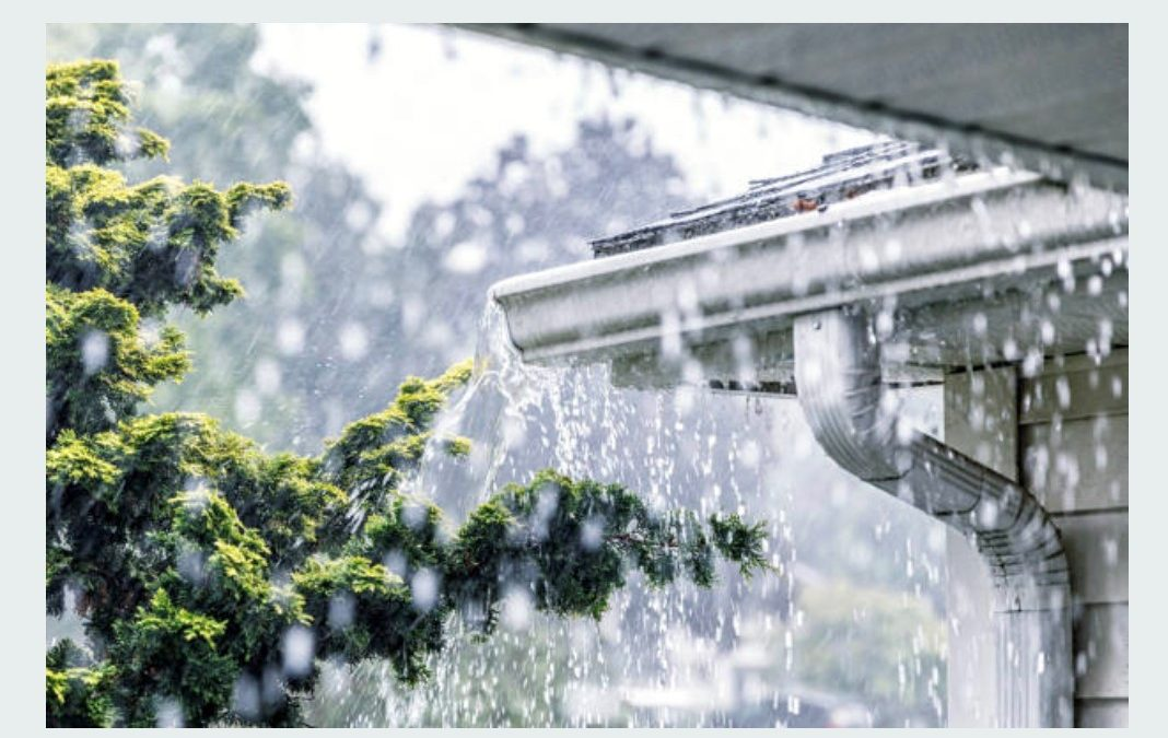 MAINTAINING YOUR GUTTERS AND DOWNSPOUTS